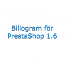 Billogram för PrestaShop 1.6