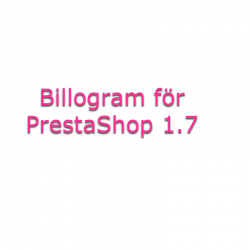 Billogram för PrestaShop 1.7